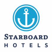 starboard hotels logo