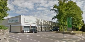 waitrose stamford outside